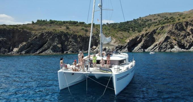 Catamaran te huur in La Capte voor de beste prijs