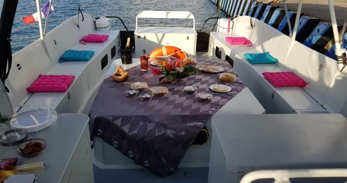 Huur Motorboot met of zonder schipper YOKE in Fort-de-France