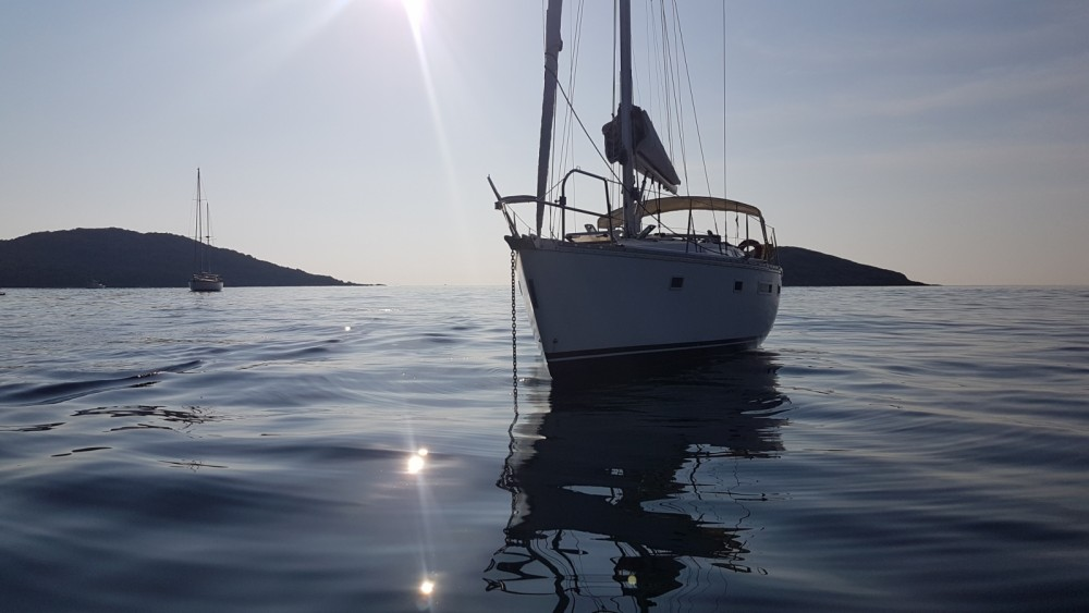 Jeanneau Voyage 11.20 te huur van particulier of professional in Sari-Solenzara