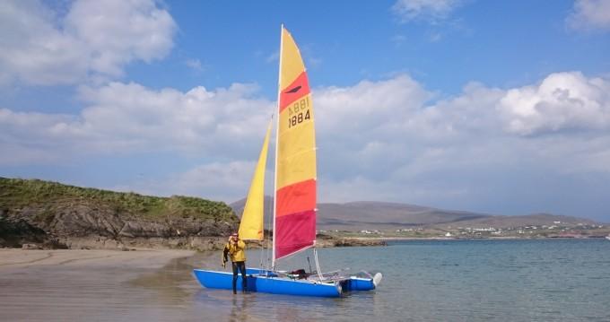 Huur een Dart dart 18 in Clare Island