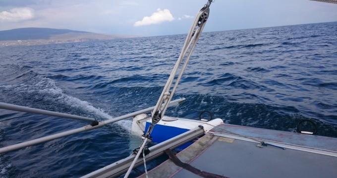 Bootverhuur Dart dart 18 in Clare Island via SamBoat