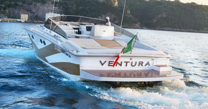 Bootverhuur Capri goedkoop Tornado 50S