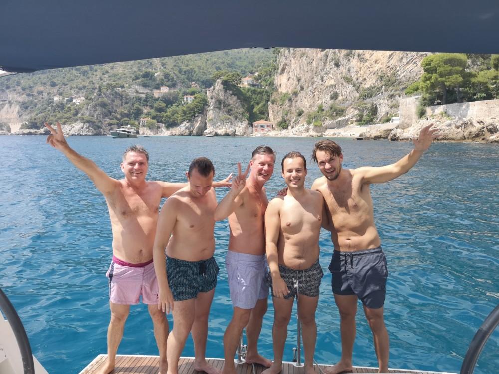 Verhuur Zeilboot in Cannes - Bénéteau Oceanis 48