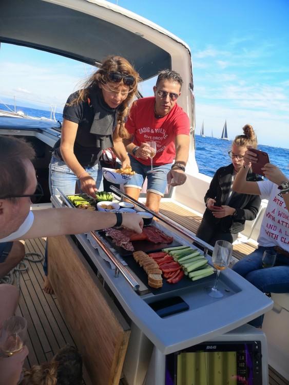 Huur Zeilboot met of zonder schipper Bénéteau in Cannes