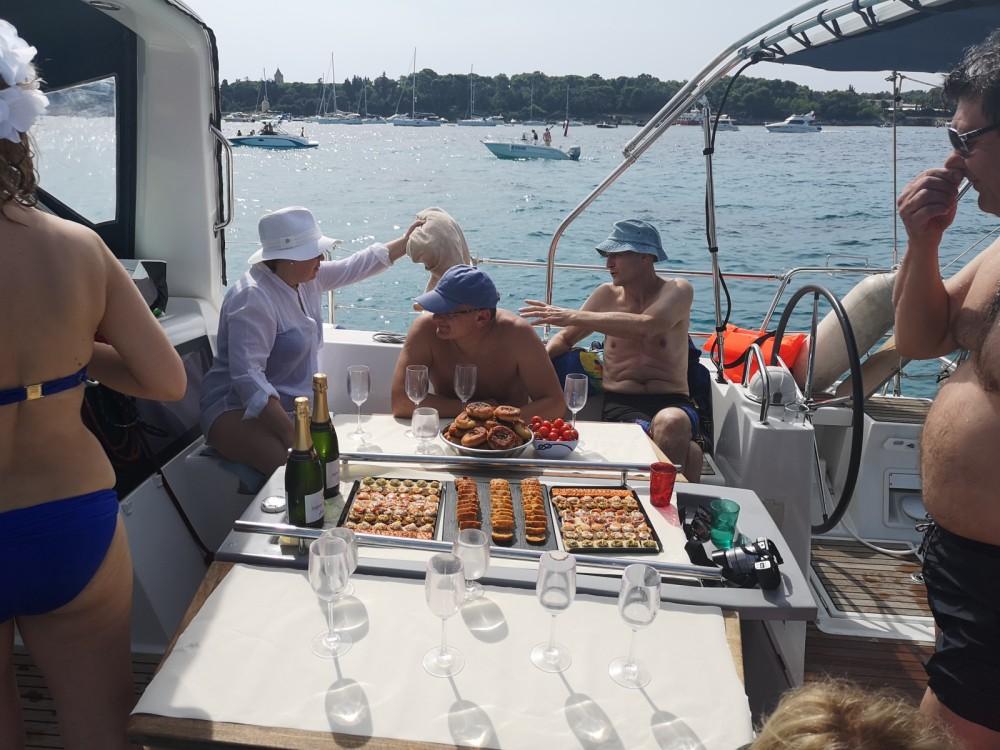 Bootverhuur Cannes goedkoop Oceanis 48