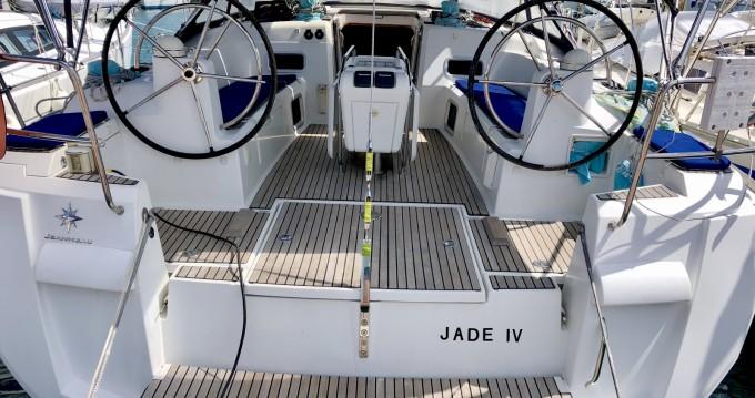 Verhuur Zeilboot in Le Marin - Jeanneau Sun Odyssey 469