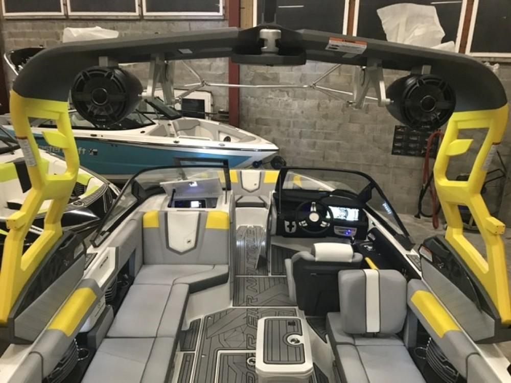 Verhuur Motorboot in Aix-les-Bains - Nautique Correct Craft g21