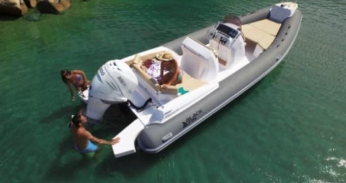 Verhuur Rubberboot in Saint-Tropez - Joker Boat Clubman 28