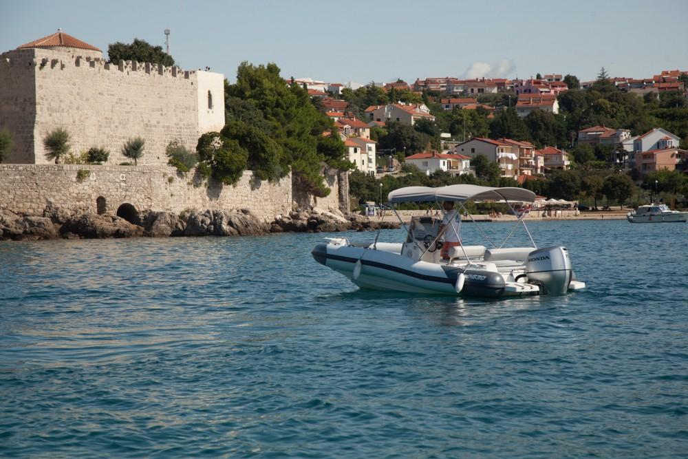 Verhuur Rubberboot in Krk - Marlin Boat Dynamic 630