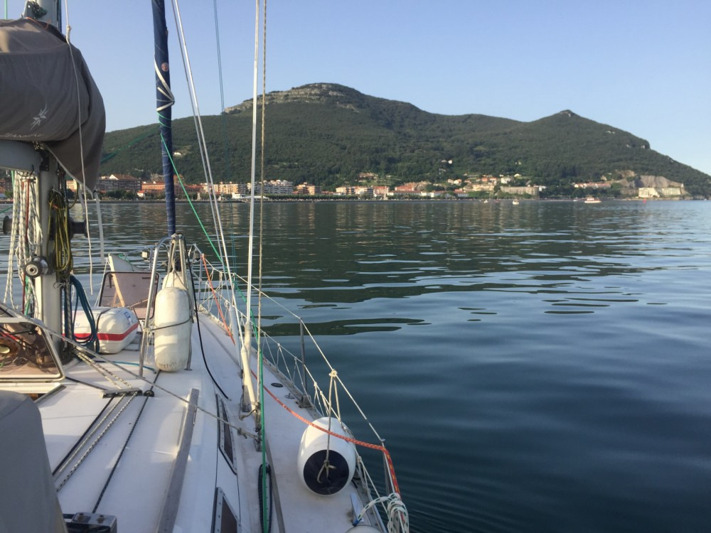 Bootverhuur Jeanneau Sun Legend 41 in Hendaye via SamBoat