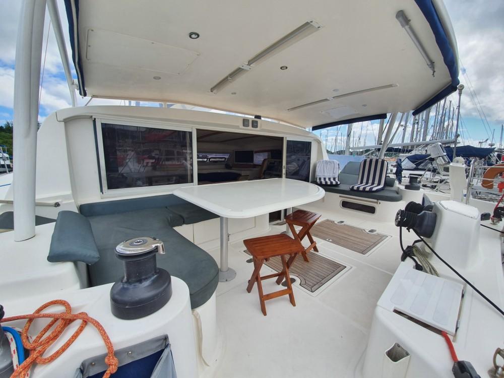 Huur Catamaran met of zonder schipper Catana in Le Marin