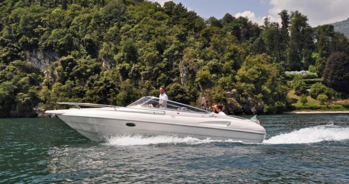 Huur Motorboot met of zonder schipper Cranchi in Como