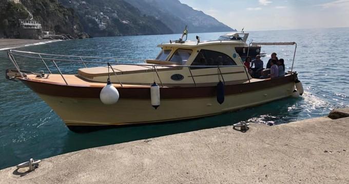 Verhuur Motorboot in Positano - Apreamare Milano Aprea Mary