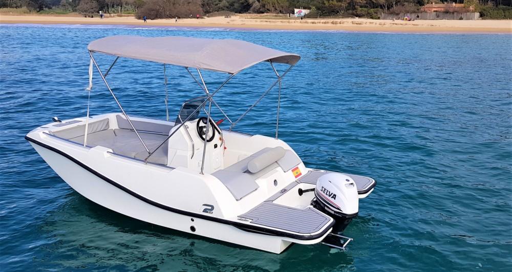 Verhuur Motorboot V2 BOATS met vaarbewijs