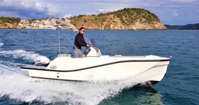 Huur Motorboot met of zonder schipper V2 BOATS in Palamós