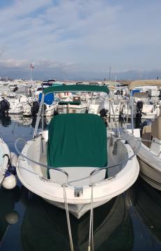 Bootverhuur Antibes goedkoop Cap Camarat 5.5 WA