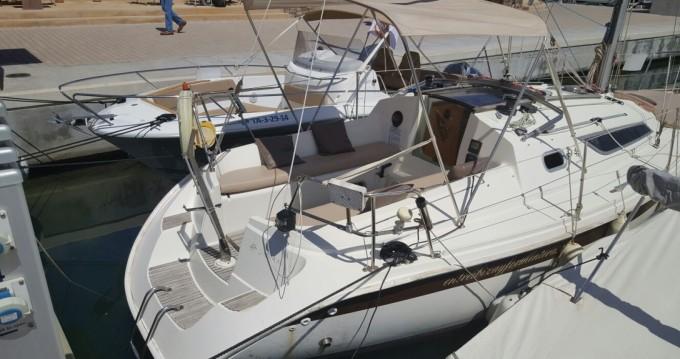 Bootverhuur Jeanneau Sun Odyssey 28.1 in Ibiza Town via SamBoat