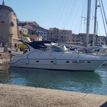 Verhuur Motorboot in Fertilia - Sessa Marine Oyster 35