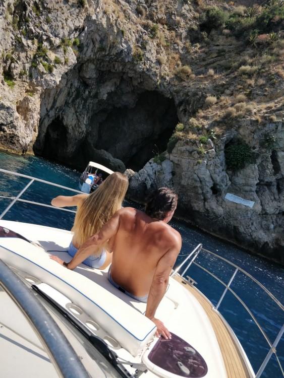 Verhuur Motorboot in Taormina - Bavaria BMB 32 Sport DC