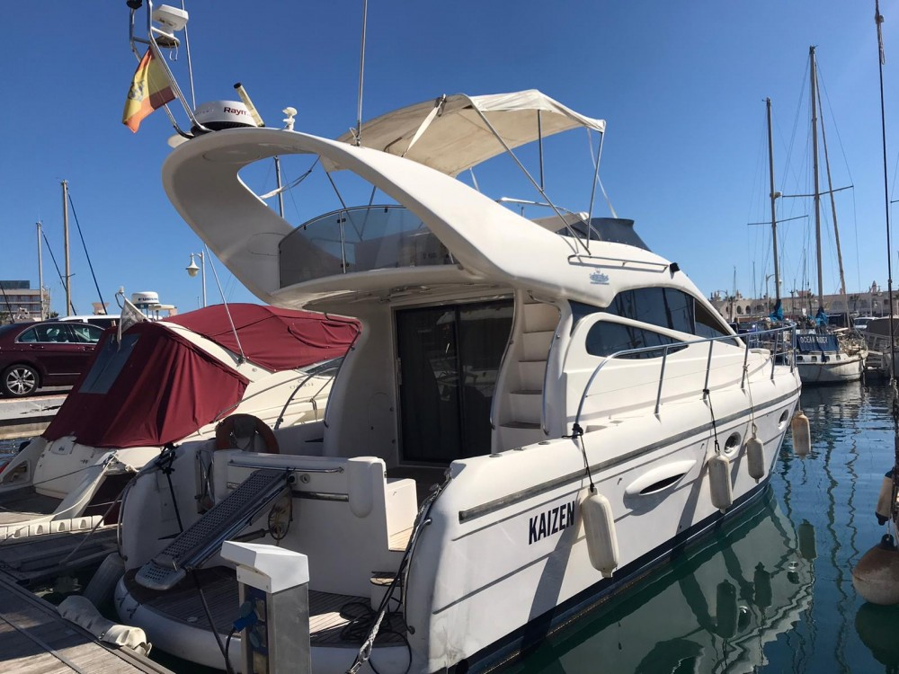 Bootverhuur Doqueve Majestic 420 in Alicante via SamBoat