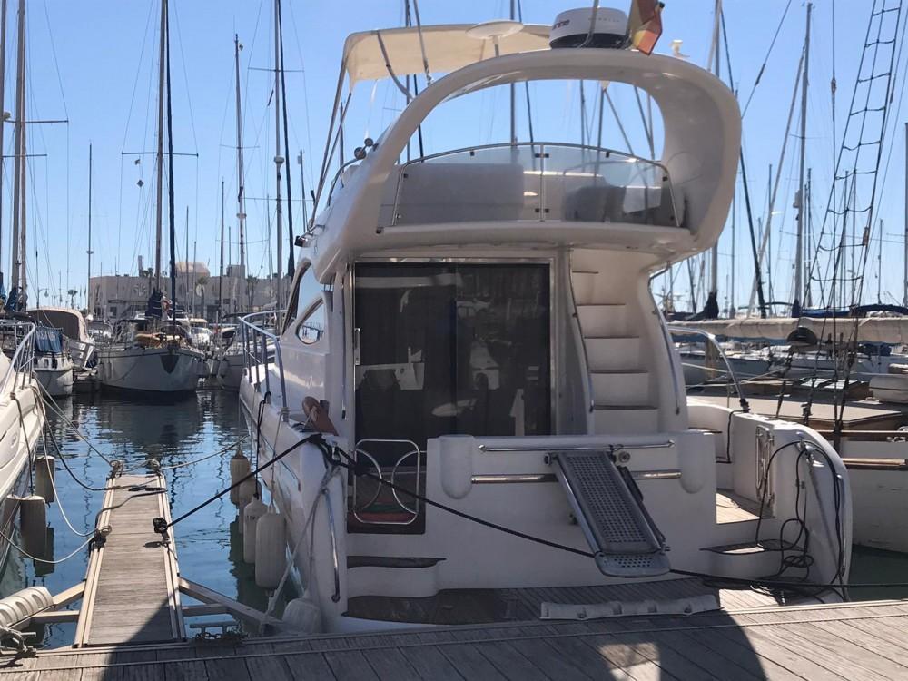 Huur Motorboot met of zonder schipper Doqueve in Alicante