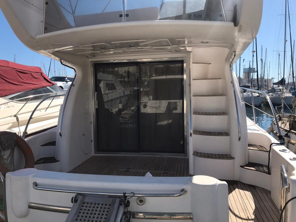 Jachthuur in Alicante - Doqueve Majestic 420 via SamBoat
