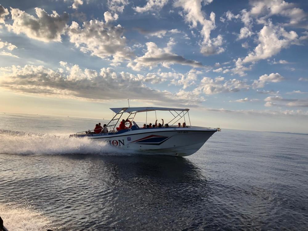 Verhuur Motorboot Mercan met vaarbewijs
