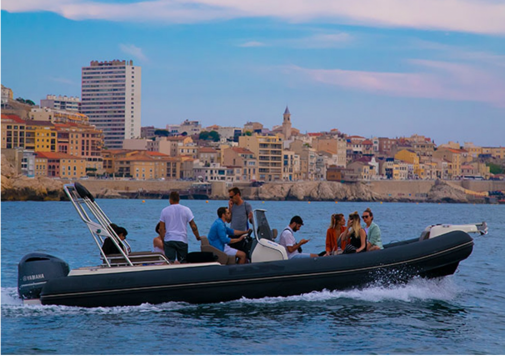 Bootverhuur Bsc 780 Luxe in Marseille via SamBoat