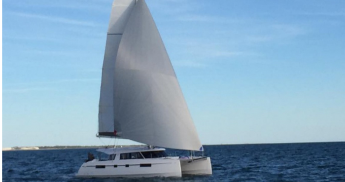 Verhuur Catamaran in Le Marin - Nautitech open 46