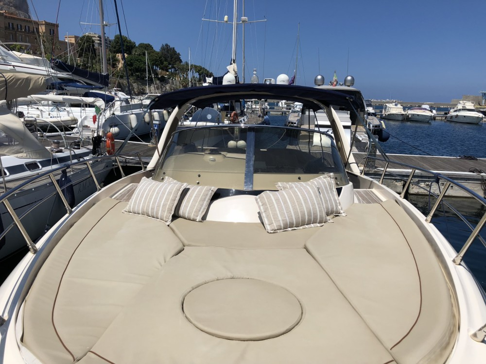 Verhuur Motorboot in Capo d'Orlando - Mano Marine 37GS