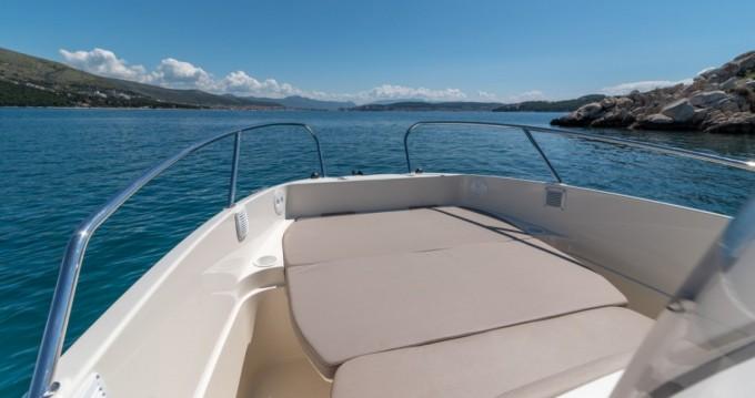 Motorboot te huur in Puerto Alcocéber voor de beste prijs