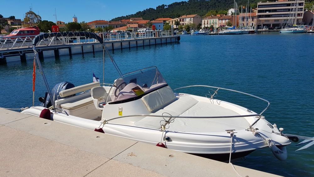 Pacific Craft Pacific craft 570 Diamond Head te huur van particulier of professional in Hyères