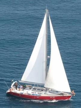 Huur een Jeanneau Sun Odyssey 51 in Brindisi
