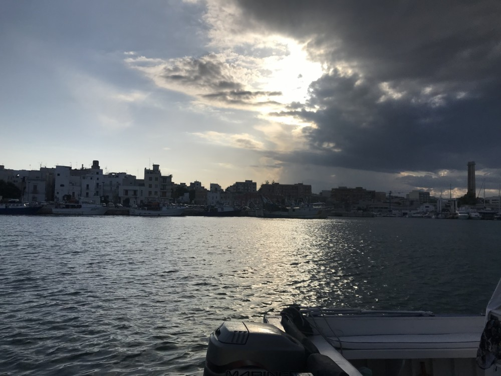 Verhuur Motorboot in Monopoli - Cantiere Navale Monopoli Open 700
