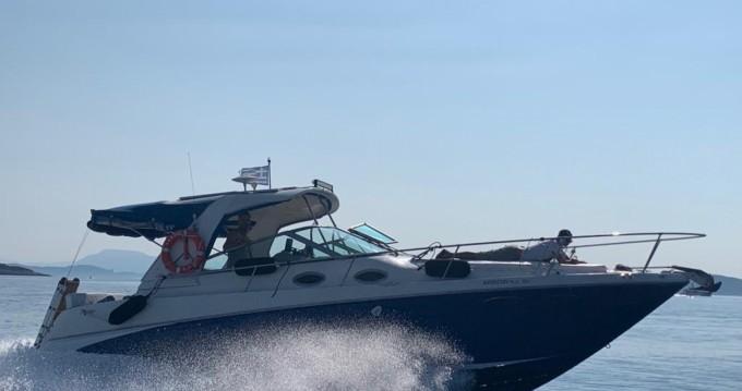Jachthuur in Nikiána - Sea Ray Sea Ray 290 Sundancer via SamBoat