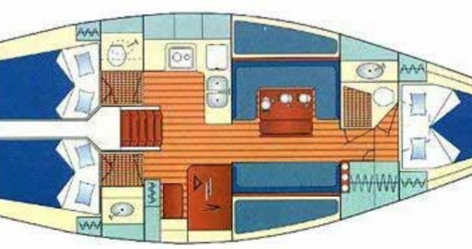 Zeilboot te huur in Hendaye voor de beste prijs