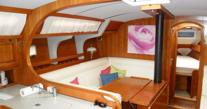 Verhuur Zeilboot in Hendaye - Jeanneau Sun Legend 41