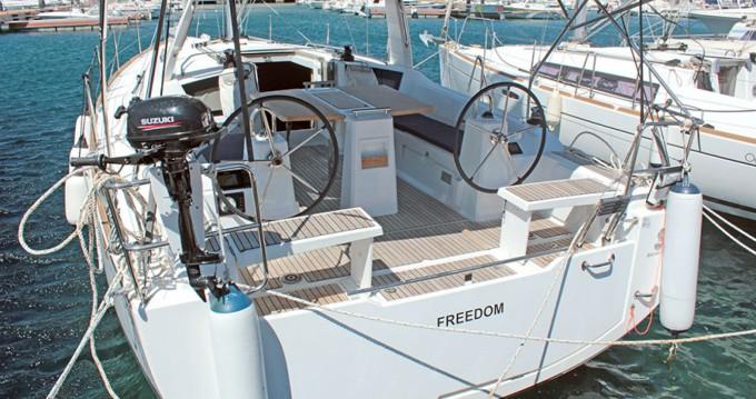 Bootverhuur Bénéteau Oceanis 381 in Palma de Mallorca via SamBoat