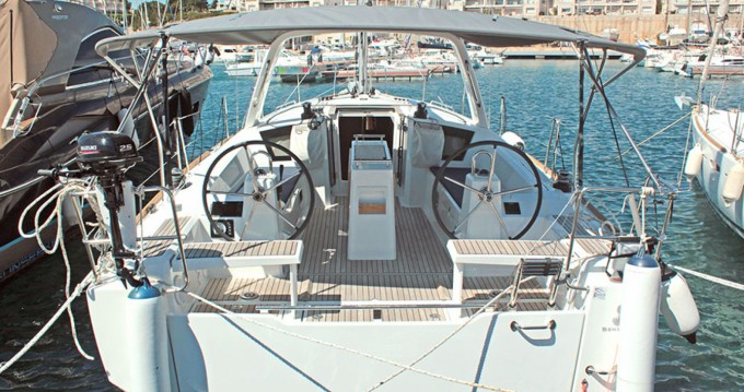 Verhuur Zeilboot in Palma de Mallorca - Bénéteau Oceanis 381