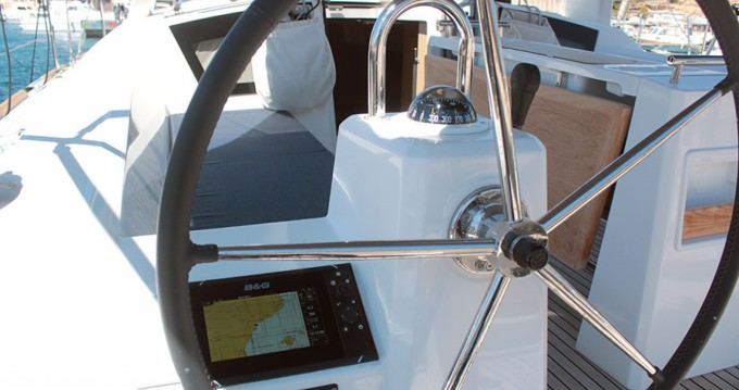 Jachthuur in Palma de Mallorca - Bénéteau Oceanis 381 via SamBoat