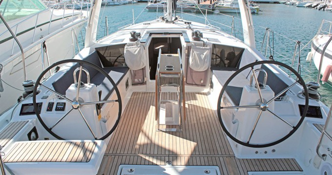 Verhuur Zeilboot in Palma de Mallorca - Bénéteau Oceanis 41.1