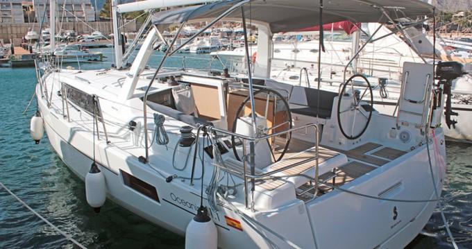 Bootverhuur Bénéteau Oceanis 41.1 in Palma de Mallorca via SamBoat