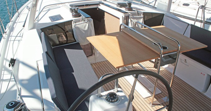 Jachthuur in Palma de Mallorca - Bénéteau Oceanis 41.1 via SamBoat