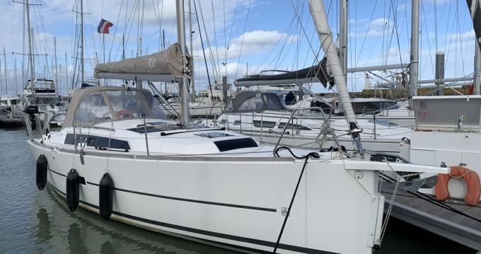Verhuur Zeilboot in Quiberon - Dufour Dufour 360 Grand Large