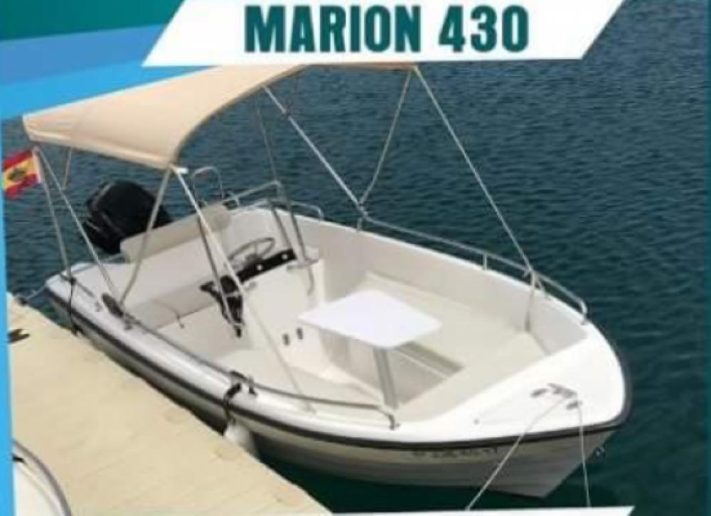 Jachthuur in Torrevieja - Marion 1 430  via SamBoat