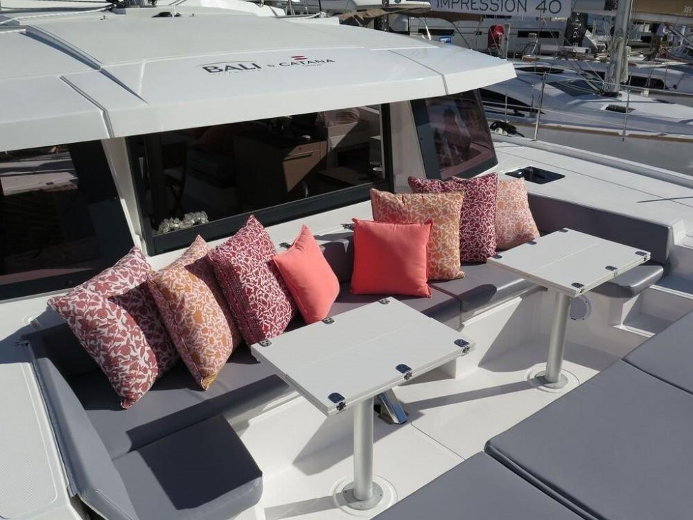 Verhuur Catamaran in  - Catana Bali 4.3 Owner Version