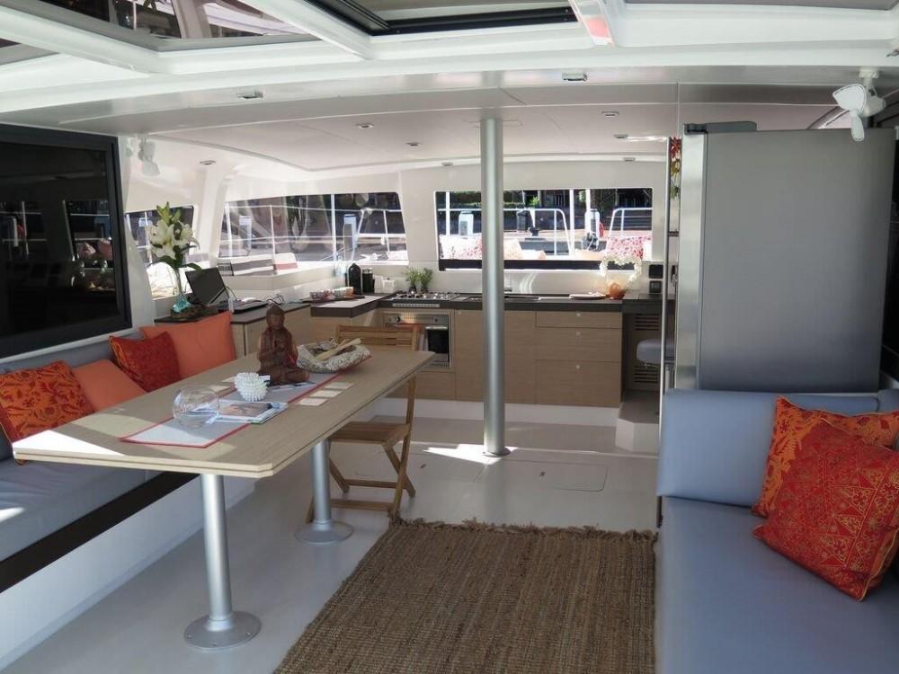 Huur Catamaran met of zonder schipper Catana in