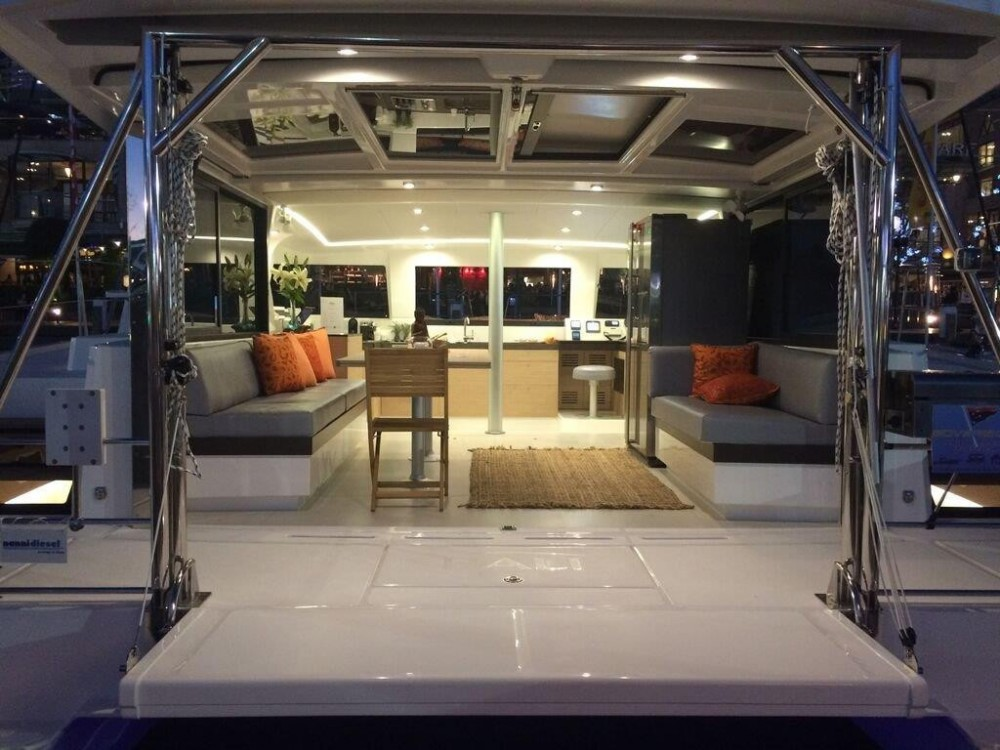 Catana Bali 4.3 Owner Version te huur van particulier of professional in
