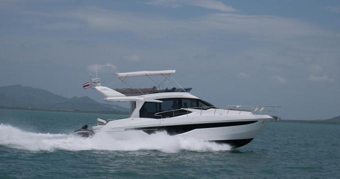 Bootverhuur Galeon Galeon Flybridge 460 in Phuket via SamBoat