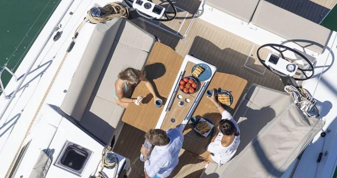 Verhuur Zeilboot in Volos - Dufour Dufour 430 Grand Large